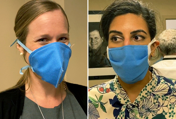 Hospital and Veterinary Safe Mask Alternative From the University of Florida College of Medicine Department of Anesthesiology